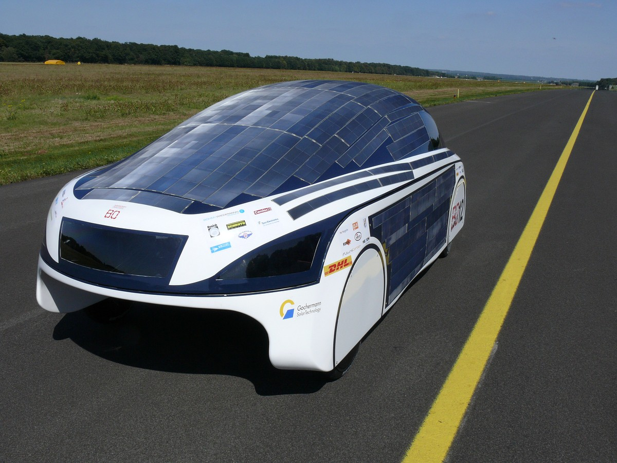 Solar Car Solar Lifestyle